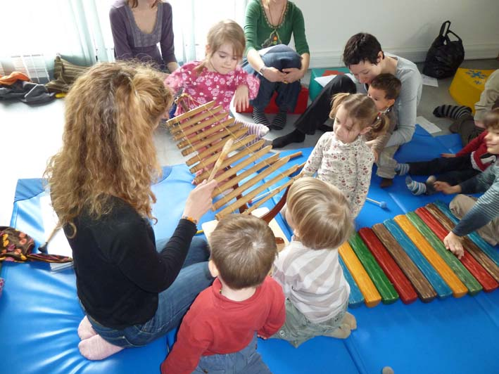 Musique & langage Baume Les Dames 2009