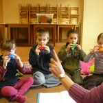 veil musical petits Ocarina 2009-2010