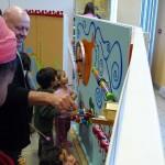 Fresque - Journée du Jeu 2010