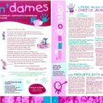 """""""Ramdam"""" Journal du Relais Familles - Assistantes maternelles CCAS de Baume les Dames n°59 - 2010"""