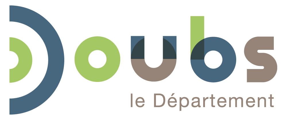 logo département Doubs