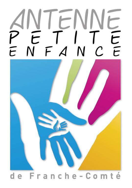 logo antenne petite enfance Franche Comté