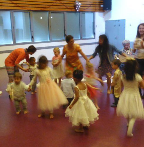 fomation cocci danses